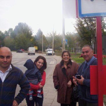 Radość naszych uchodźców z Syrii
